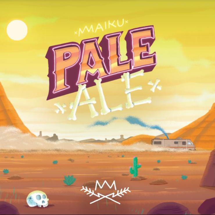 2 – Pale Ale